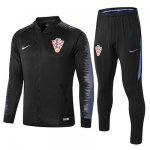 Chaqueta Croacia 2018-19 Black