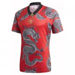 Camiseta Manchester United Chinese New Year Drago-Red