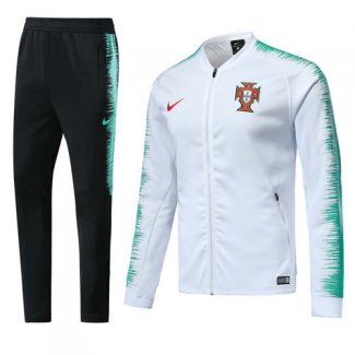 Chaqueta Portugal white 2018 2019