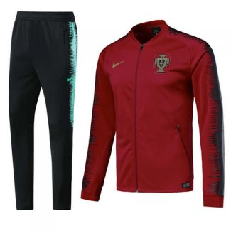 Chaqueta Portugal red 2018 2019