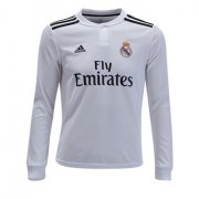 Camiseta de la 1a equipacion Real Madrid 2018-19 - Manga Larga