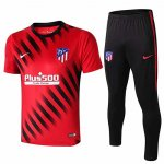 Camiseta Entrenamiento Atletico Madrid 19-20 red noir
