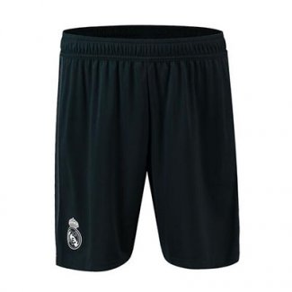 Shorts de la 2a equipacion Real Madrid 2018-19