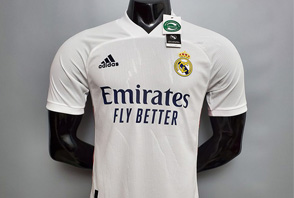 camiseta del Real Madrid 2020-2021