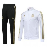 Chaqueta Real Madrid 19-20 Blanc