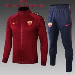 Enfant Chaqueta As Roma 19-20 red