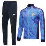 Chaqueta Manchester City 19-20 purple Pattern