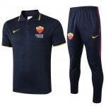 Maillot Polo As Roma 2019-20 Dark blue