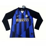 Camiseta Inter Milan Manga Larga 20th anniversary
