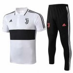 Camiseta Polo Juventus 19-20 White