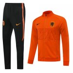 Chaqueta Holanda 2020-21 Orange