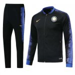 Chaqueta inter milan black 2018 2019