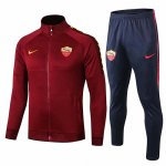 Chaqueta As Roma 19-20 red