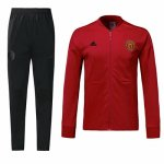 Chaqueta Manchester United 2018 red